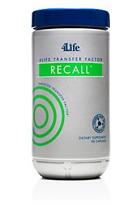 4Life Transfer Factor® ReCall®